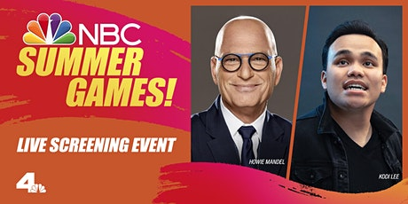 An Unforgettable NBC Summer Event Comes to Life at the LA Coliseum tickets