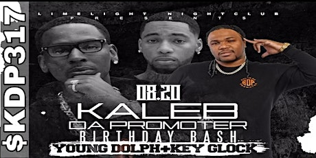 Key Glock & Young Dolph  Live in Concert ( Indianapolis, Indiana) tickets