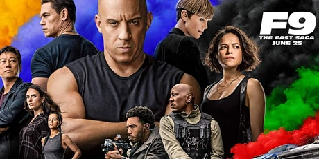 Fast 9 / Rush or Hitmans Wife's Body Guard / Hitmans Body Guard tickets