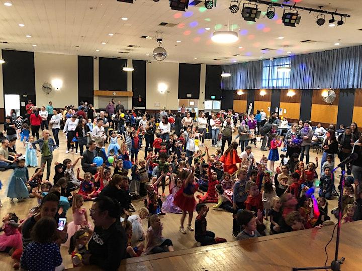 Ryde District Mums Kids Disco! image
