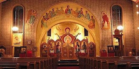 St . George Church - Sunday June 13th Liturgy tickets