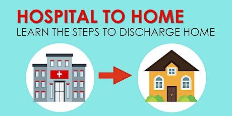 ECSNP Presents: Support Coordination & Hospital Discharge tickets