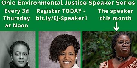Ohio Environmental Justice Speaker Series tickets