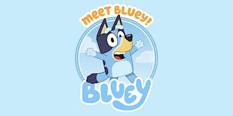 Bluey Meet and Greet tickets