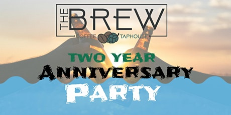 Two Year Anniversary Party! tickets