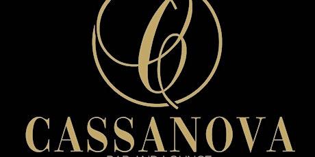 CASSANOVA PRIVATE PARTY tickets