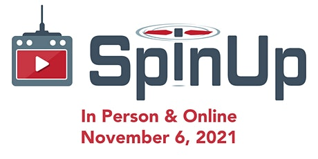 SpinUp 2021 - Drone Community Event tickets