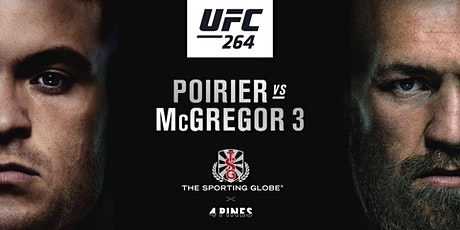 UFC Conor McGregor vs Dustin Poirier - King Street Wharf tickets