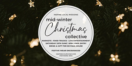 MID-WINTER CHRISTMAS COLLECTIVE tickets