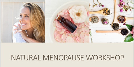 A Natural  Approach to Menopause tickets