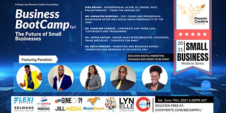 Business BootCamp Ep.1 tickets