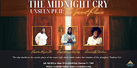 The Midnight Cry tickets