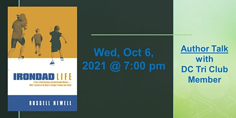 Author Talk with Russell Newell: IronDad Life tickets