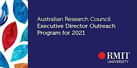 ARC Executive Director Outreach Program for 2021 tickets