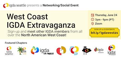 West Coast IGDA Extravaganza tickets