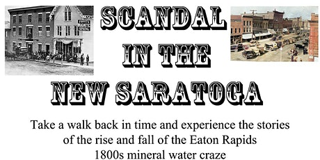 Scandal In The New Saratoga tickets