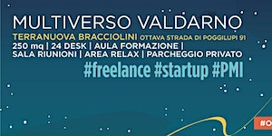 Workshop Multiverso Valdarno 22 e 26 Giugno....