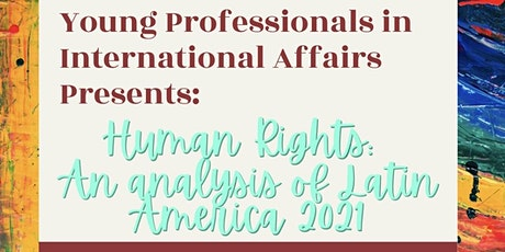 Human Rights: An Analysis of Latin America 2021 tickets