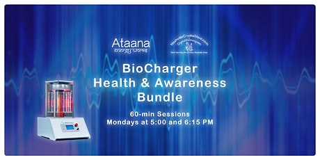 BioCharger Health & Awareness Bundle tickets
