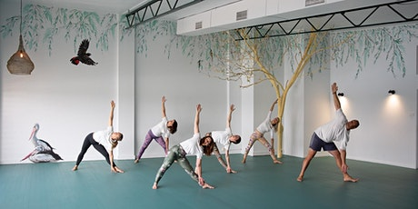 Yoga Basics course tickets