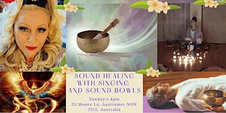 Sound Healing tickets