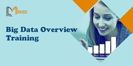 Big Data Overview 1 Day Training in Rio de Janeiro ingressos