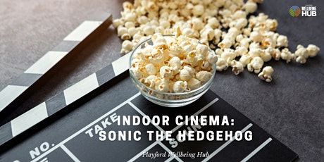 Indoor Cinema: Sonic The Hedgehog - STRICTLY 13+yrs tickets