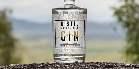 Distil on the Hill launch | Laneway Cairns tickets