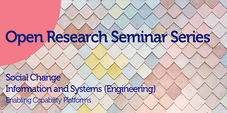 Open Research Seminar Series tickets