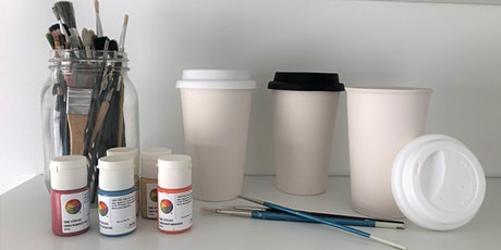 Ceramic Travel Cups (Plastic Free July) @ Gulgong -  Winter school holidays tickets