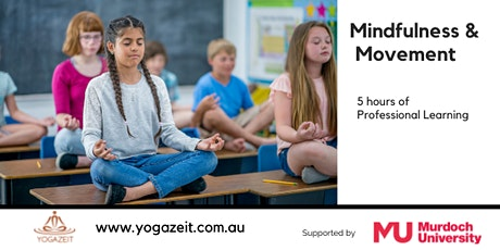 Mindfulness and Movement at School tickets
