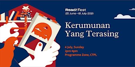 Kerumunan Yang Terasing | Read! Fest tickets
