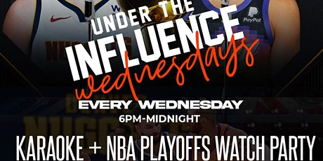 Under The Influence tickets