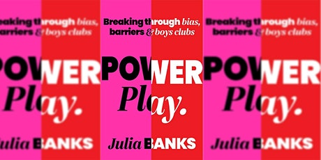 In conversation with Julia Banks tickets