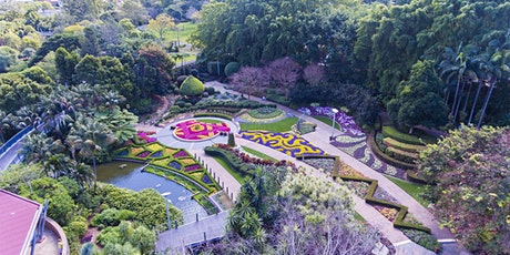 Guided Tour-Spectacle Garden in Colin Campbell Place, Roma Street Parkland tickets
