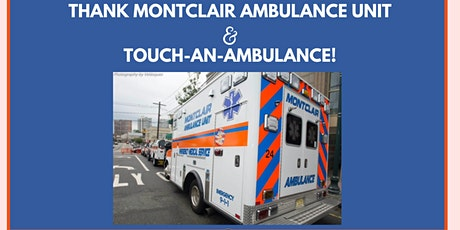 Teach Your Children about Giving Back, Thank MAU and Touch-an-Ambulance tickets