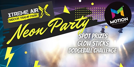 Neon Party tickets