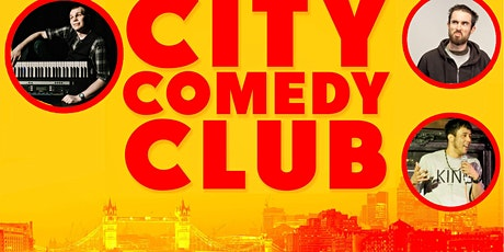 CITY COMEDY CLUB: 02 JULY tickets