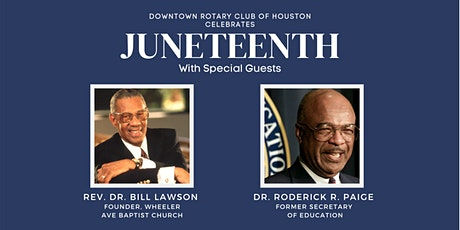 Downtown Rotary Juneteenth Celebration Luncheon tickets