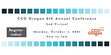 CCO Oregon 2021 Annual Conference tickets