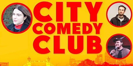 CITY COMEDY CLUB: 25 JUNE tickets