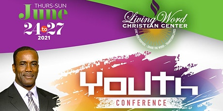 Living Word Christian Center Youth Conference tickets