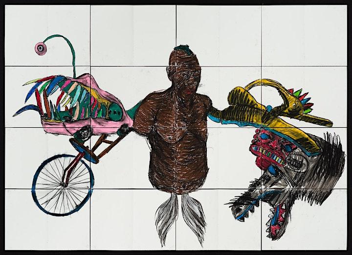 Exhibition Openings — Pierre Mukeba and Bill Culbert image