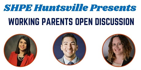 Working Parents Open Discussion tickets