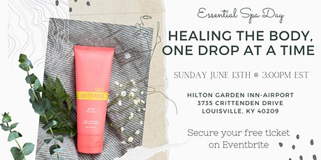 Jeweled Essentials (Invitation Only) Essential Spa Day tickets