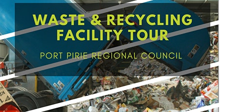 Community Waste and Recycling Facility Tour tickets