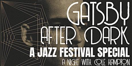 Gatsby After Dark- Wellington Jazz Festival tickets