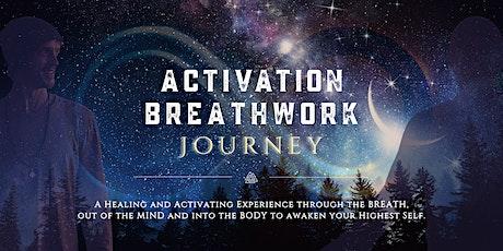 Activation Breathwork Journey Tickets