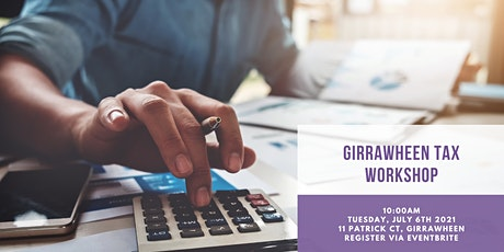 Girrawheen Tax Information Session tickets