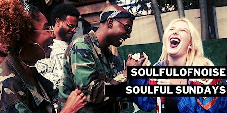 SoulfulofNoise Presents: Soulful Sundays Open Mic (90S EDITION) tickets
